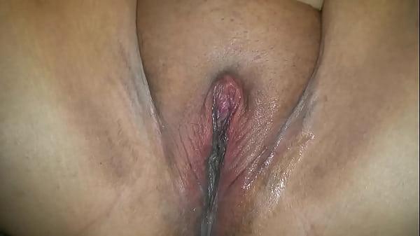 Close up bbw squirt