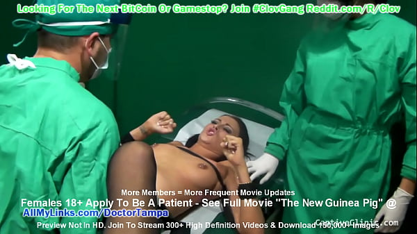 CLOV Alexis Grace Gets Taken By Medical Strangers While Filing Paperwork Late At Night & Becomes