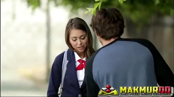 Schoolgirls' Pranks Sweet cutie Riley Reid and her new boyfriend Thumb