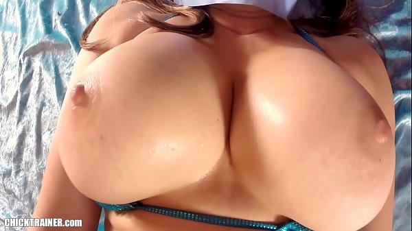 Double-b.: Stunning Natural Boobs, Anal & Ass t...
