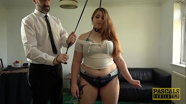 PASCALSSUBSLUTS – English BBW Estella Bathory fed dom cum 11 min 1080p