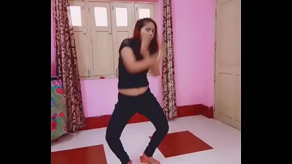 Indian Girlfiriend Dance for Boyfriend