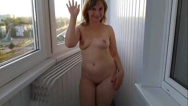Balcony airing