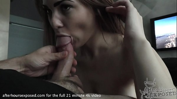 20yo becky berry getting horny from masturbating then giving bj and cum eating
