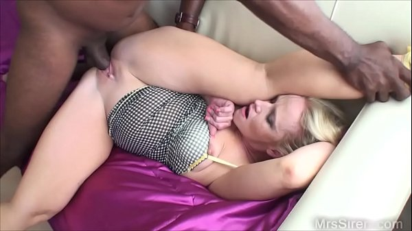 BBC Fucks Horny Housewife in the Ass