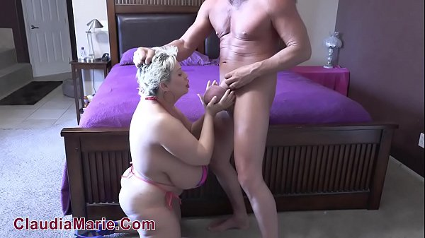 Claudia Marie Rough Fucked By Huge Silicone Injected Cock And Balls