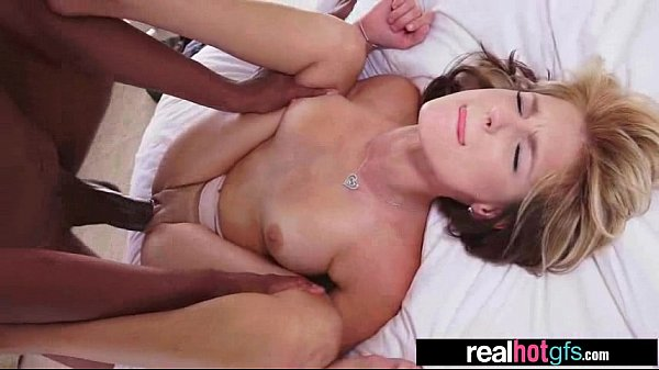 Real Naughty Sexy GF (hope harper) Perform In A...