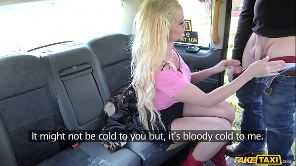 Fake Taxi Big Tits Blonde Bombshell Cindy Sun F...