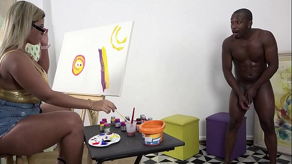 Painting a masterpiece (Wanessa Boyer) - Coming soon on the website