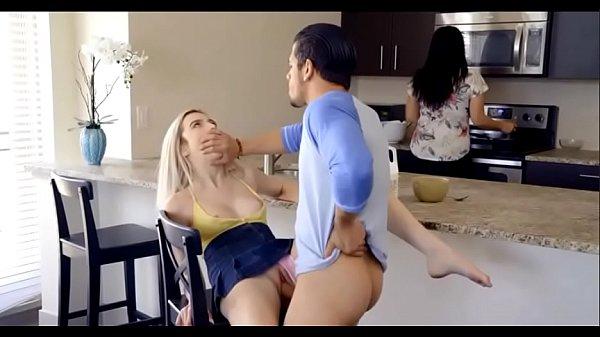 18  PORN VIDEO INVOLVING JAW-DROPPING TEEN GIRL LEXI LORE – FAMILY BREAKFAST Thumb
