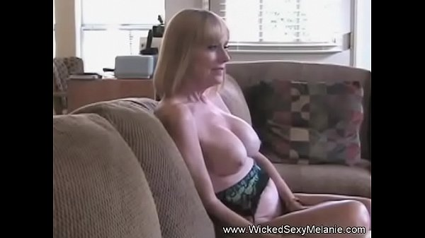 Big Tit Amateur Grandma Helps Stepson Thumb
