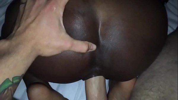 EPIC @Andregotbars POV Blowjob! Black girl Slur...