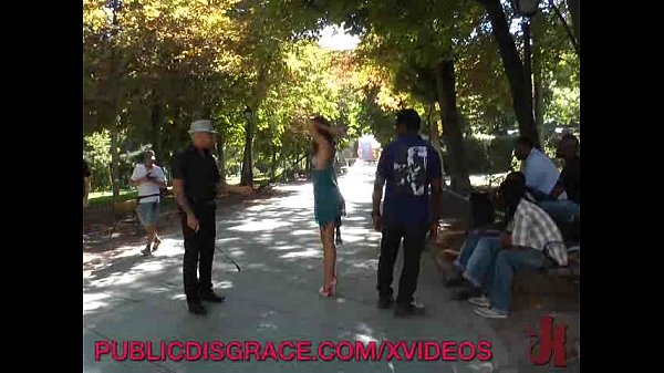Euro Whore Gets Fucked On the Streets