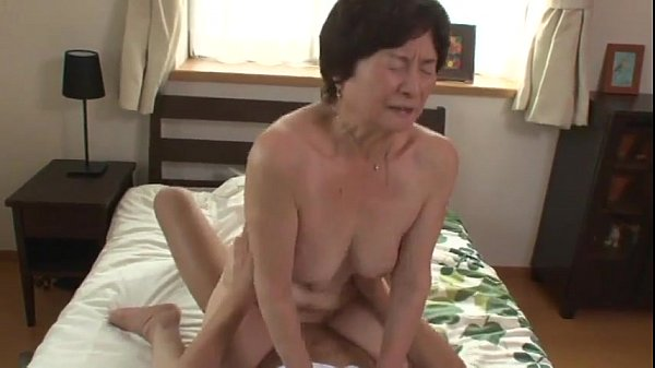 seventy five years old granny