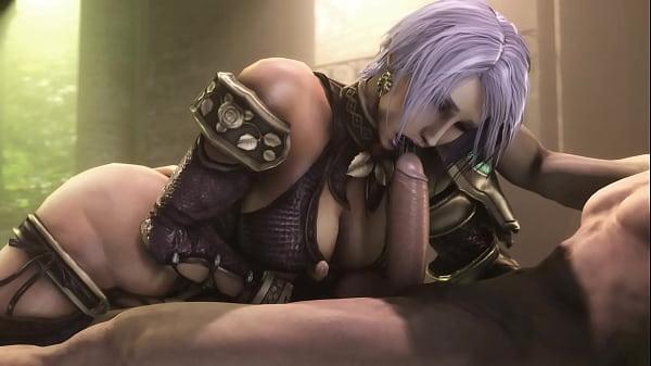 Isabella Valentine blowjod 2