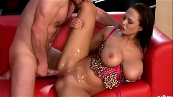 Busty Hot Dominno Gets Tit Fucking