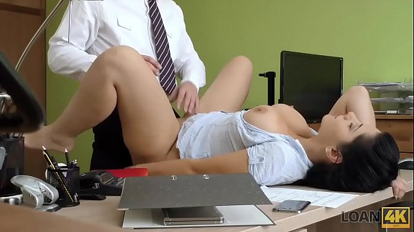 LOAN4K. Hottie Alex Black ran out of money, so why takes off her clothes