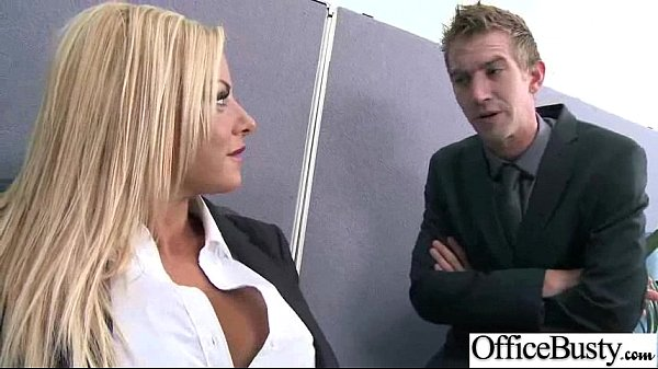Hard Sex In Office With Big Round Boobs Sluty G...