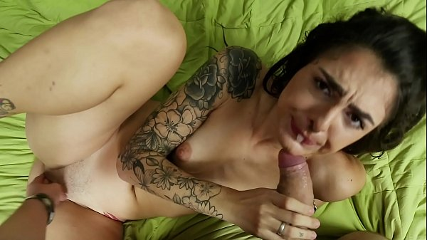 Dread Hot giving sex and blowing til cum in mouth