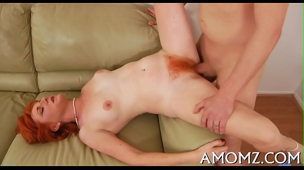 Addicted older in a hot act Thumb