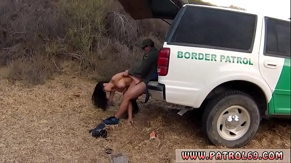 Fucking my police officer Stunning Mexican floo...