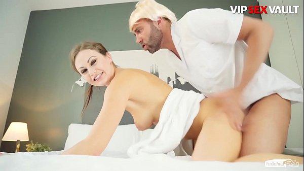 PORNDOE PEDIA - #Tina Kay #Pablo Ferrari - Role Play Sex Guide With A Perv British MILF
