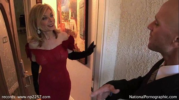 Nina Hartley-Driving Miss Hartley with Johnny S...