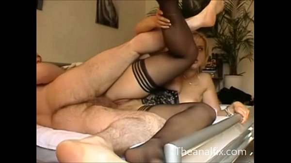 blonde cheating ex wife and creampie