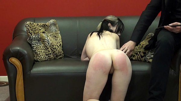 Extreme amateur spanking and whipped ass punish...
