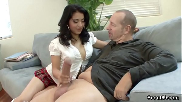 German Monster Cock Fuck Hairy Teen