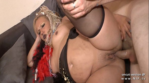Amateur BBW french ass pounded and plugged with ass 2 mouth