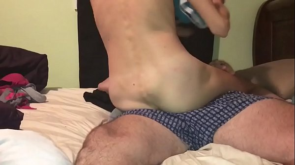 Skinny tattooed wife has oral orgasm then riding creampie