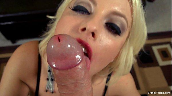 Hooker Britney Amber Big Cock Fun