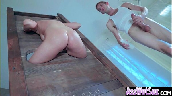 Deep Anal Sex On Tape With Big Curvy Ass Horny Girl (Kate England) vid-28 Thumb