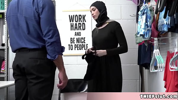 What happens if a cute muslim chick tries to st...