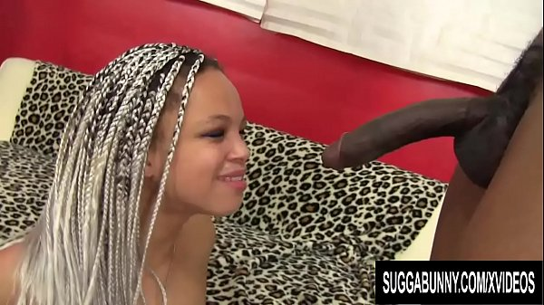 Braided Black Babe Ashley Love Sucks and Fucks ...