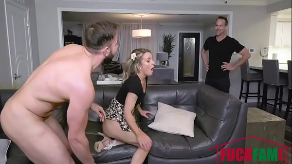 Kate Kennedy In Not Quite Uncle Orgy