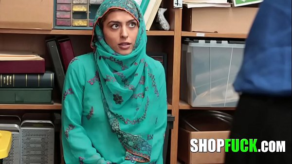 Innocent Muslim Girl Was Tricked And Fucked By A Corrupt Cop - SHOPFUCK