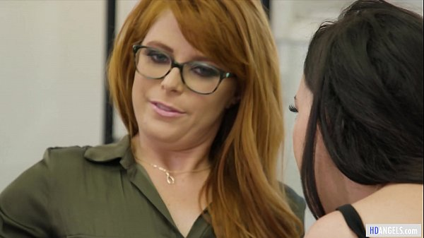 GIRLSWAY - I'm a sex addict, Dr. Pax! - Penny Pax, Whitney Wright Thumb