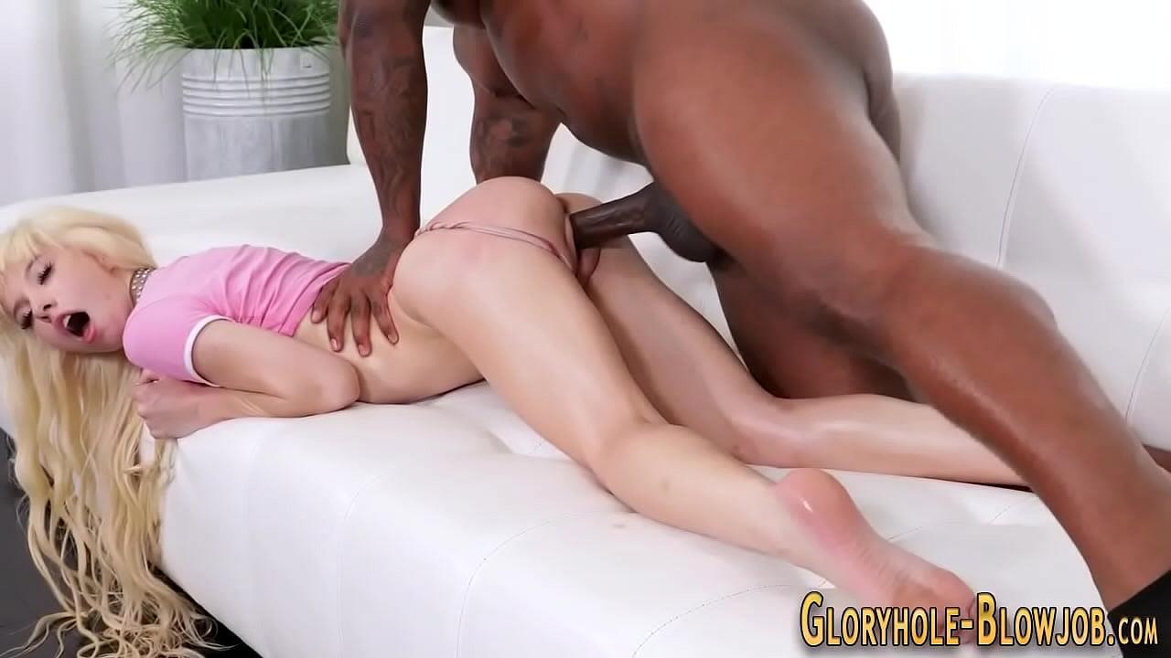 Big Black Cock Rough Sex