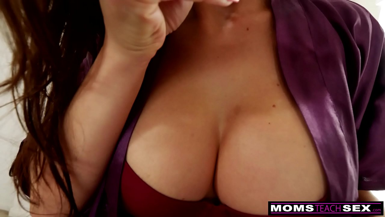 """You Can't Go To School With A Boner"" Busty Step Milf Lexi Luna 11 min 1080p"