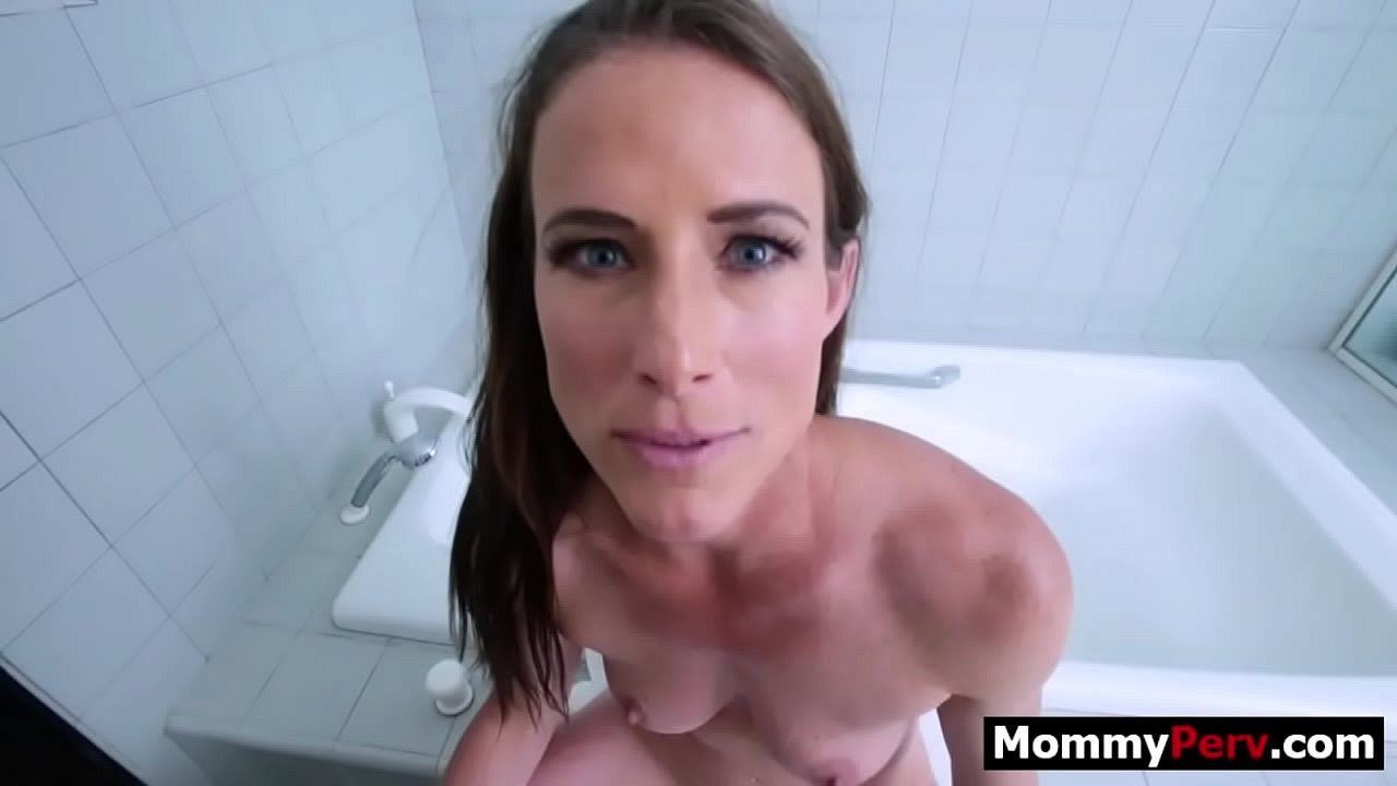 Step Mom Fucks Step Son Bed