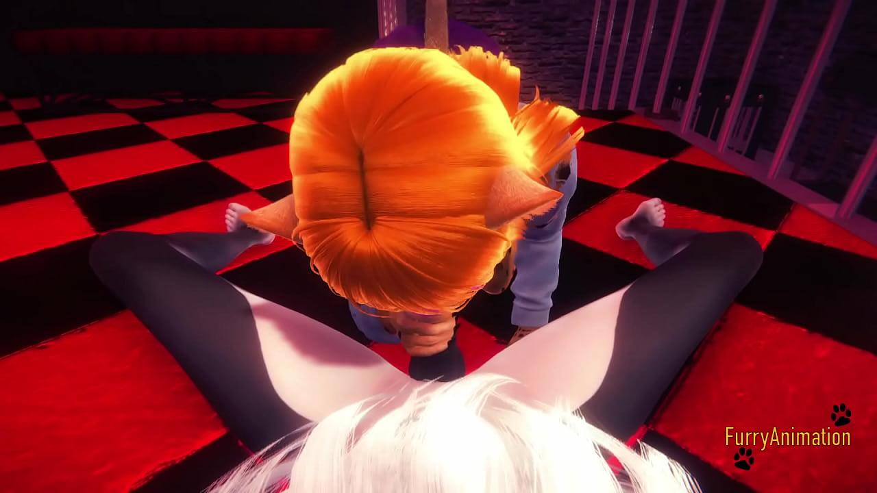 Short Hair Blonde Blowjob Pov