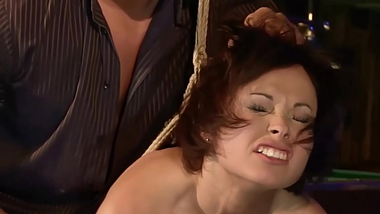 Unfaithful wife Szilvia Lauren, deserves cruel humiliation, hard punishment. Part 2.