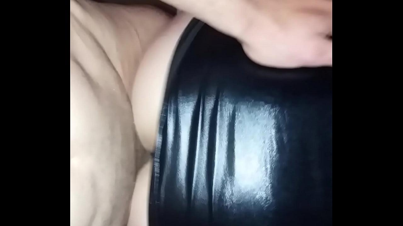 Leather Dress Fuck
