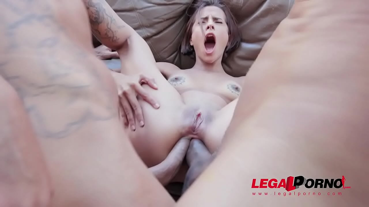 Double Anal First Time