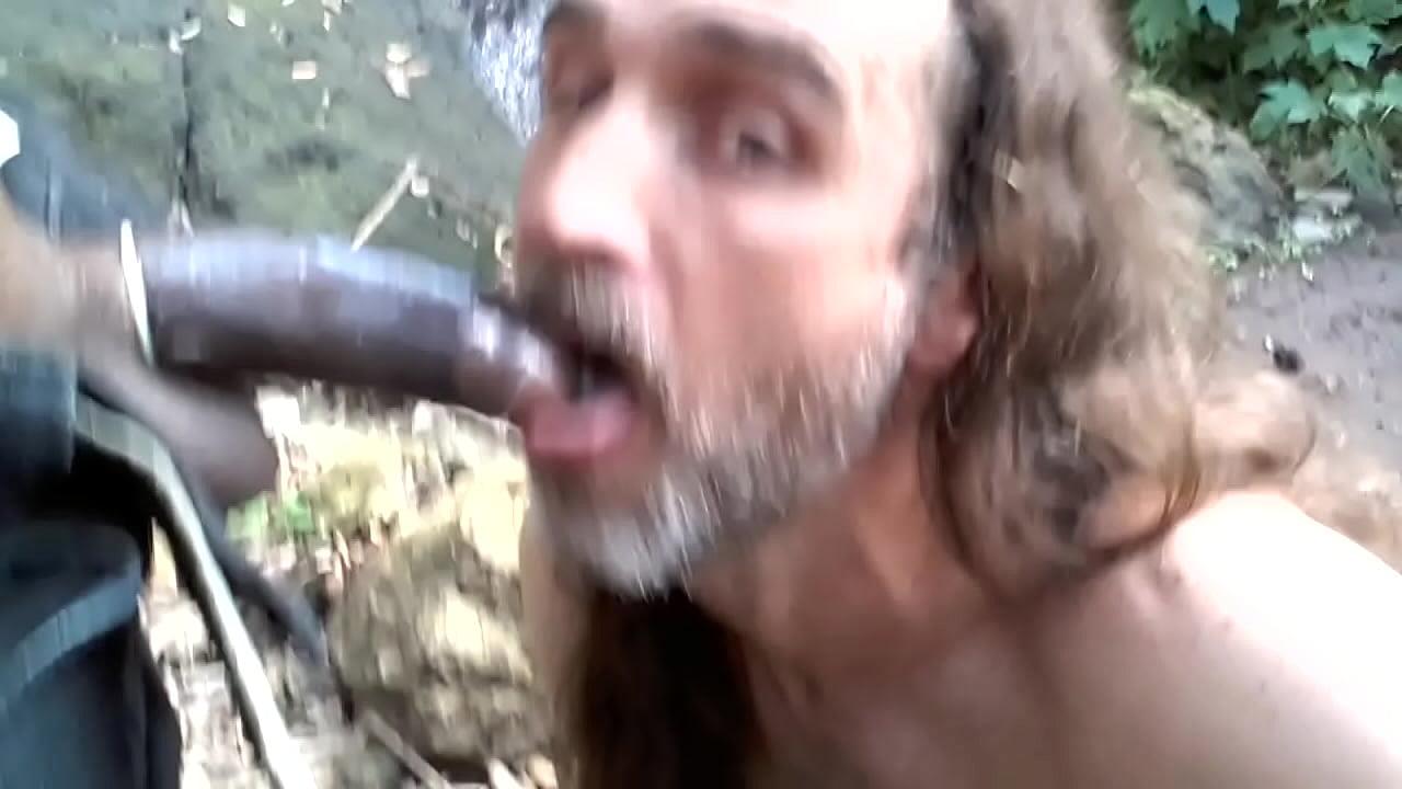 Sucking Long Black Dick