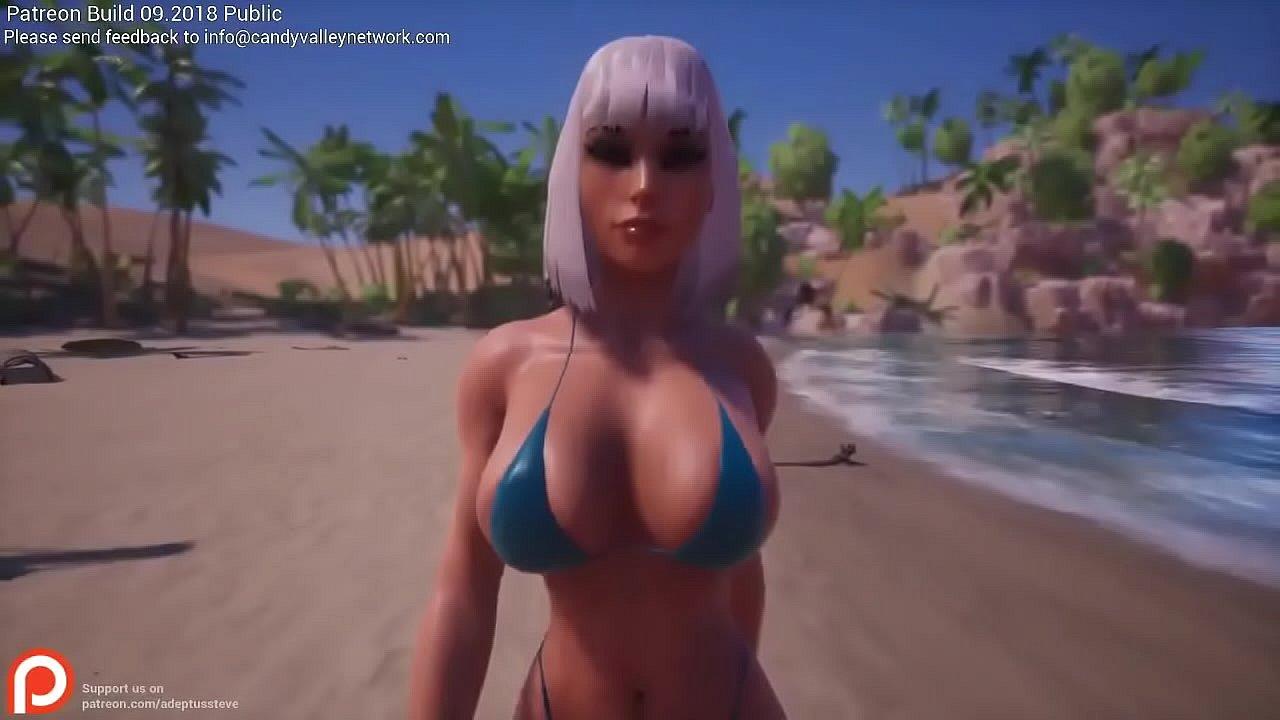 Shemale 3d Big Tits Big Dick
