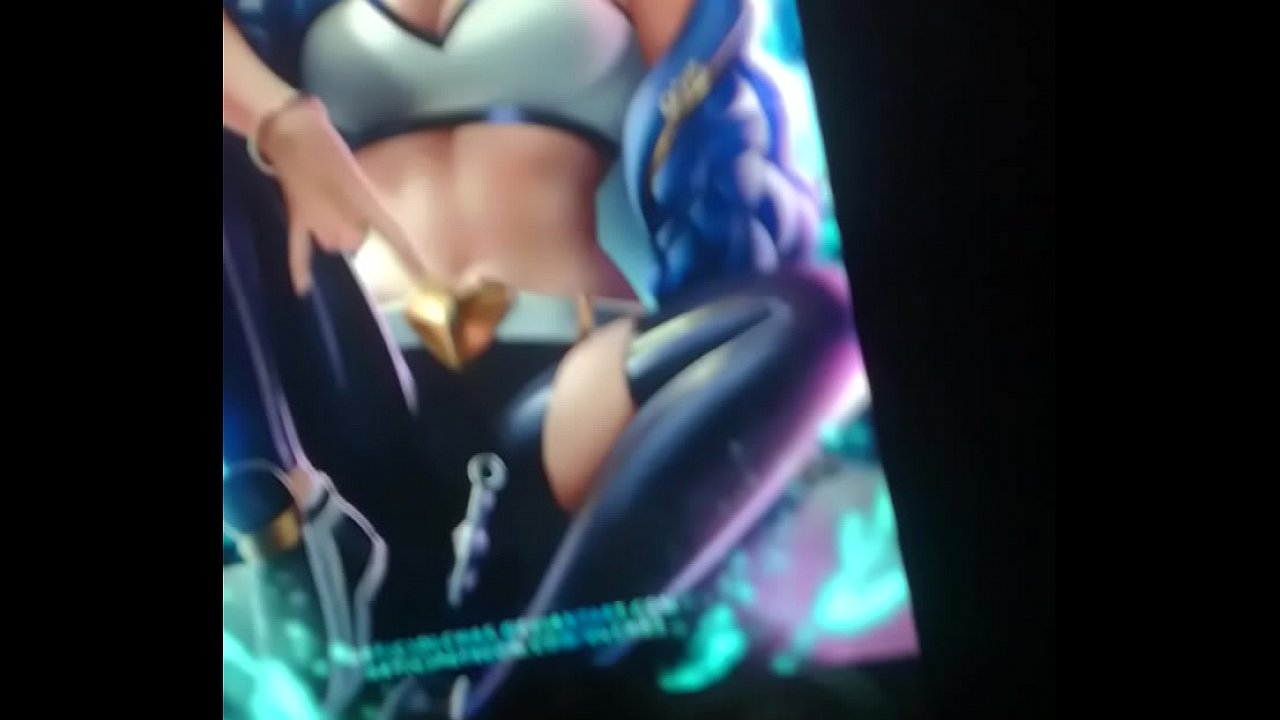 Liga Legenden Hentai 3d