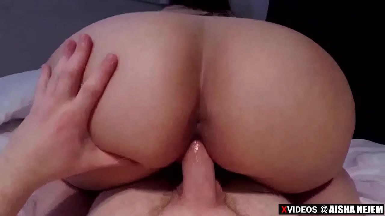 Brown Ass Reverse Cowgirl